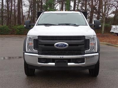 2019 F-450 Crew Cab DRW 4x2,  PJ's Stake Bed #T198148 - photo 1