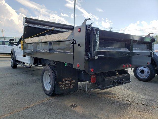 2019 F-450 Crew Cab DRW 4x2,  Dump Body #T198150 - photo 4
