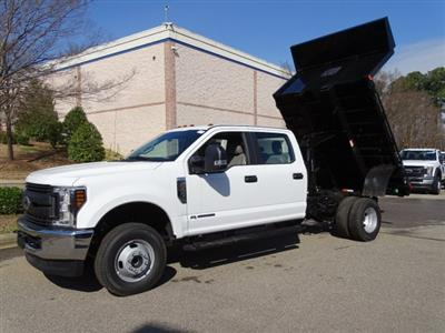 2019 F-350 Crew Cab DRW 4x4,  PJ's Platform Body #T198161 - photo 36