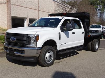 2019 F-350 Crew Cab DRW 4x4,  PJ's Platform Body #T198161 - photo 1