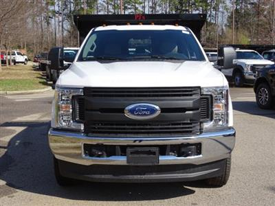 2019 F-350 Crew Cab DRW 4x4,  PJ's Platform Body #T198161 - photo 8