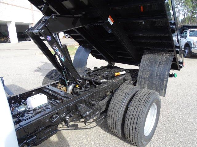 2019 F-350 Crew Cab DRW 4x2,  PJ's Platform Body #T198162 - photo 35