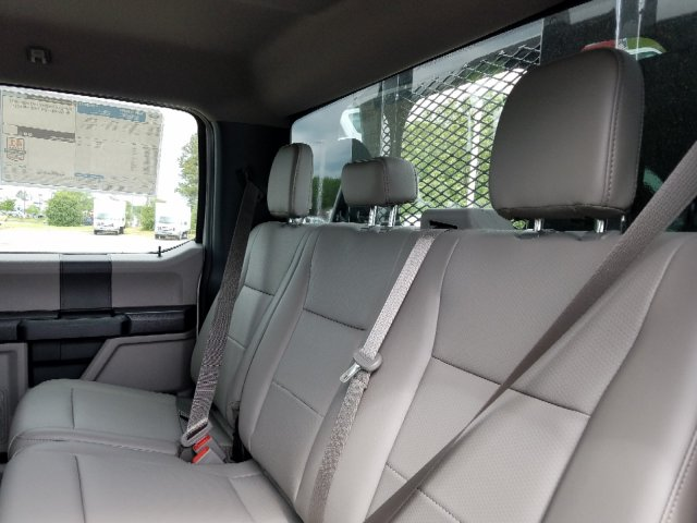 2019 F-450 Crew Cab DRW 4x2,  PJ's Platform Body #T198166 - photo 25