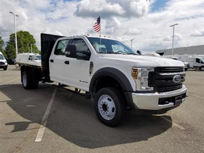 2019 F-450 Crew Cab DRW 4x2,  PJ's Platform Body #T198166 - photo 3