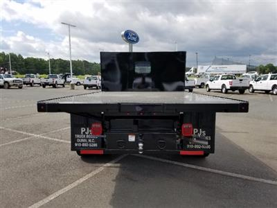 2019 F-450 Crew Cab DRW 4x2,  PJ's Platform Body #T198166 - photo 6