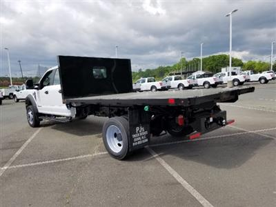 2019 F-450 Crew Cab DRW 4x2,  PJ's Platform Body #T198166 - photo 2