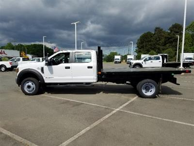 2019 F-450 Crew Cab DRW 4x2,  PJ's Platform Body #T198166 - photo 7