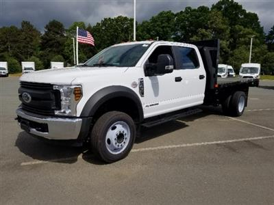 2019 F-450 Crew Cab DRW 4x2,  PJ's Platform Body #T198166 - photo 1