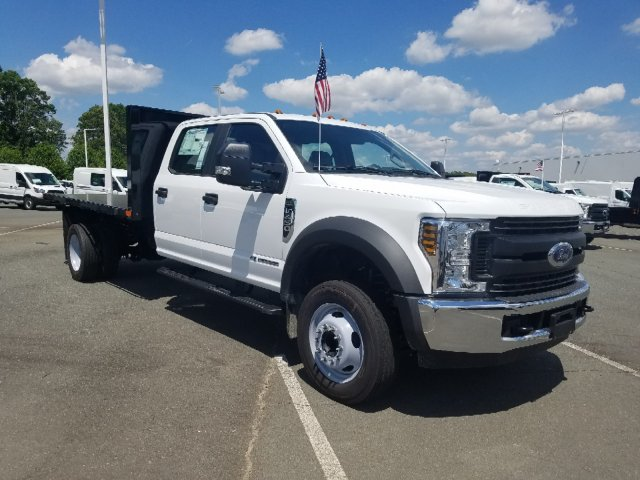 2019 F-450 Crew Cab DRW 4x2,  PJ's Platform Body #T198167 - photo 4