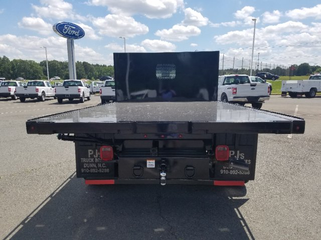 2019 F-450 Crew Cab DRW 4x2,  PJ's Platform Body #T198167 - photo 1