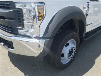 2019 F-450 Crew Cab DRW 4x2,  PJ's Platform Body #T198167 - photo 10