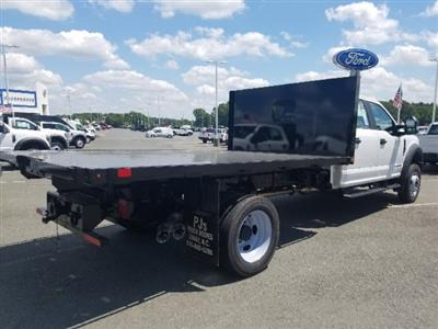 2019 F-450 Crew Cab DRW 4x2,  PJ's Platform Body #T198167 - photo 6