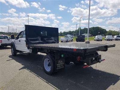 2019 F-450 Crew Cab DRW 4x2,  PJ's Platform Body #T198167 - photo 2