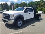 2019 F-450 Crew Cab DRW 4x2,  PJ's Platform Body #T198167 - photo 8
