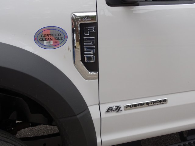 2019 F-550 Crew Cab DRW 4x4,  Reading SL Service Body #T198174 - photo 11