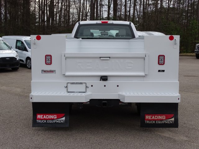 2019 F-550 Crew Cab DRW 4x4,  Reading SL Service Body #T198174 - photo 6