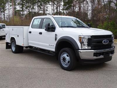 2019 F-550 Crew Cab DRW 4x4,  Reading SL Service Body #T198174 - photo 3