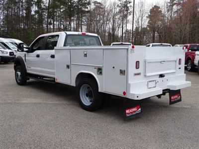 2019 F-550 Crew Cab DRW 4x4,  Reading SL Service Body #T198174 - photo 2