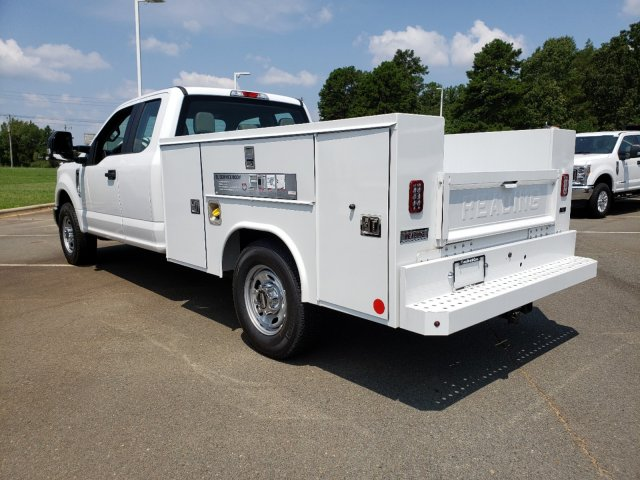 2019 F-250 Super Cab 4x2, Reading Service Body #T198175 - photo 1
