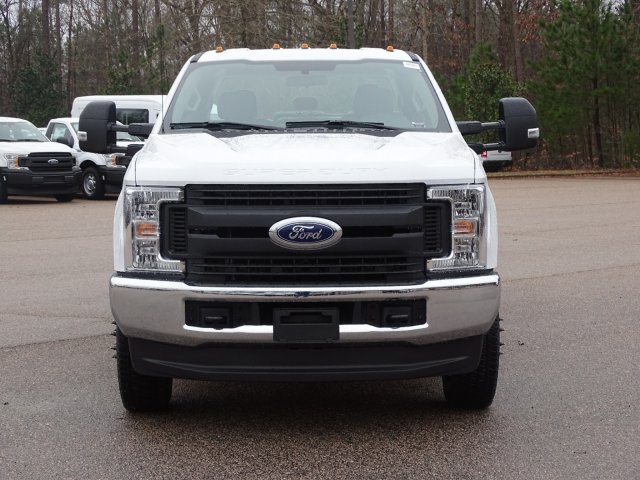 2019 F-350 Crew Cab DRW 4x4,  Reading SL Service Body #T198193 - photo 9