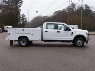 2019 F-350 Crew Cab DRW 4x4,  Reading SL Service Body #T198193 - photo 5