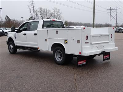2019 F-350 Crew Cab DRW 4x4,  Reading SL Service Body #T198193 - photo 7