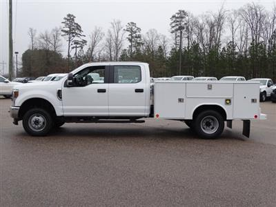 2019 F-350 Crew Cab DRW 4x4,  Reading SL Service Body #T198193 - photo 1