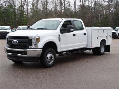 2019 F-350 Crew Cab DRW 4x4,  Reading SL Service Body #T198193 - photo 8