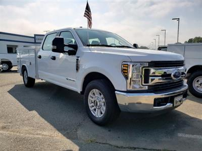 2019 F-250 Crew Cab 4x2,  Reading SL Service Body #T198197 - photo 4