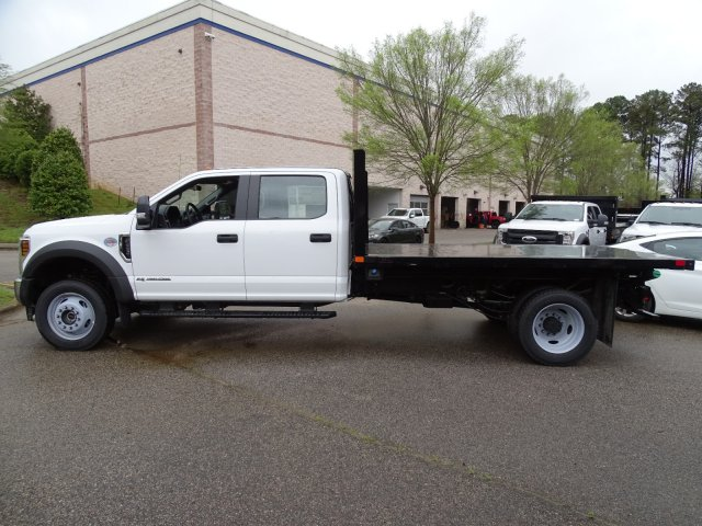 2019 F-450 Crew Cab DRW 4x4,  PJ's Platform Body #T198199 - photo 1