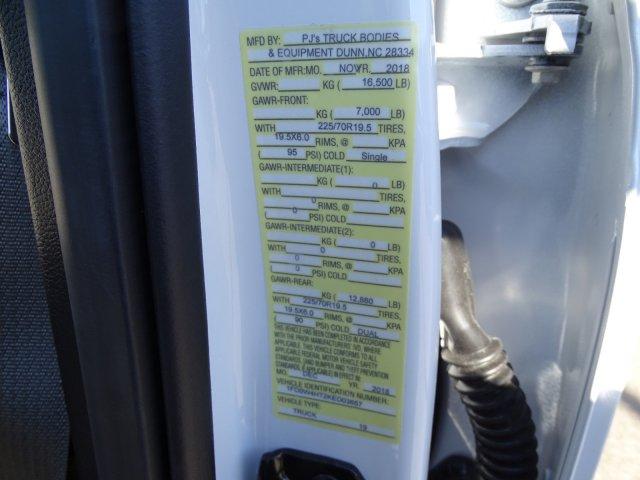 2019 F-450 Crew Cab DRW 4x4,  PJ's Landscape Dump #T198200 - photo 52
