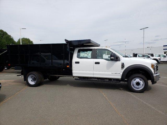 2019 F-550 Crew Cab DRW 4x2, PJ's Landscape Dump #T198201 - photo 28
