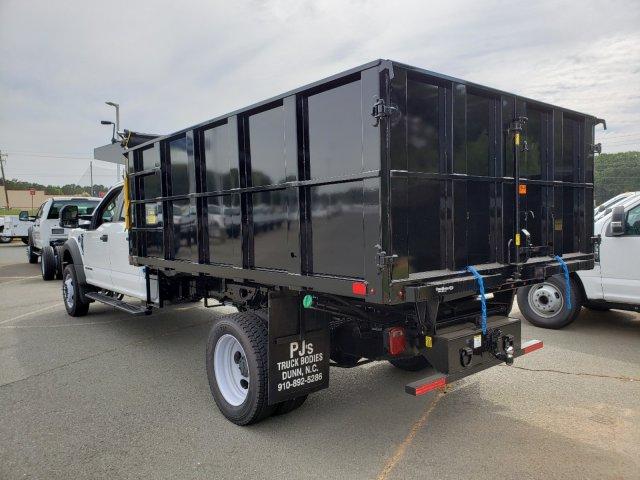 2019 F-550 Crew Cab DRW 4x2,  PJ's Landscape Dump #T198201 - photo 6