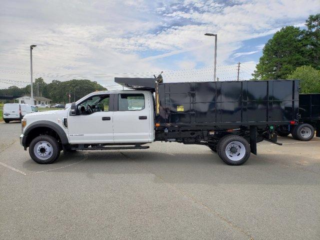 2019 F-550 Crew Cab DRW 4x2,  PJ's Landscape Dump #T198201 - photo 1