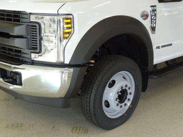2019 F-450 Crew Cab DRW 4x2,  CM Truck Beds SB Model Service Body #T198204 - photo 9
