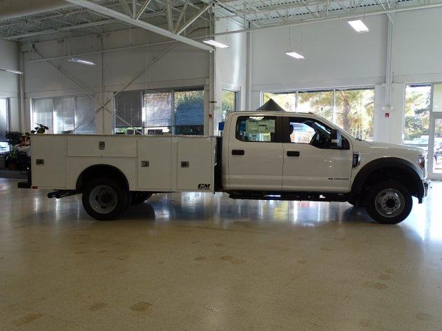 2019 F-450 Crew Cab DRW 4x2,  CM Truck Beds SB Model Service Body #T198204 - photo 4