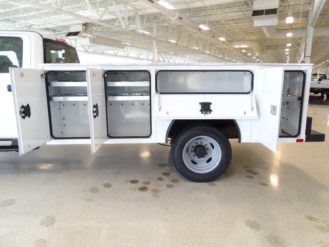 2019 F-450 Crew Cab DRW 4x2,  CM Truck Beds SB Model Service Body #T198204 - photo 31