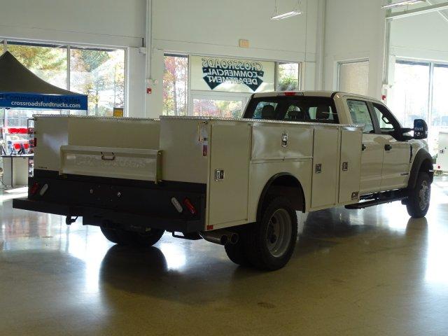 2019 F-450 Crew Cab DRW 4x2,  CM Truck Beds SB Model Service Body #T198204 - photo 5
