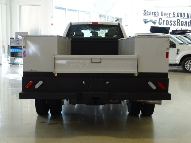 2019 F-450 Crew Cab DRW 4x2,  CM Truck Beds SB Model Service Body #T198204 - photo 6
