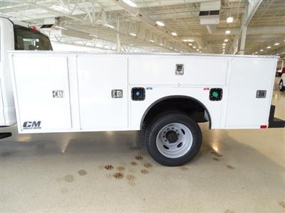 2019 F-450 Crew Cab DRW 4x2,  CM Truck Beds SB Model Service Body #T198204 - photo 30