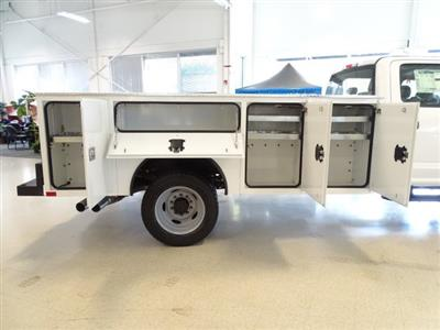 2019 F-450 Crew Cab DRW 4x2,  CM Truck Beds SB Model Service Body #T198204 - photo 35
