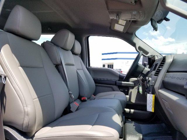 2019 F-450 Crew Cab DRW 4x2,  PJ's Platform Body #T198219 - photo 28