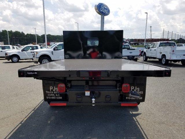 2019 F-450 Crew Cab DRW 4x2,  PJ's Platform Body #T198219 - photo 6