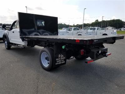 2019 F-450 Crew Cab DRW 4x2,  PJ's Platform Body #T198219 - photo 2