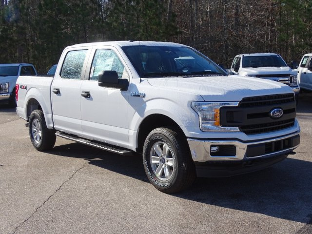 2019 F-150 SuperCrew Cab 4x4,  Pickup #T198236 - photo 3