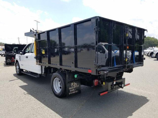 2019 F-350 Crew Cab DRW 4x2,  PJ's Landscape Dump #T198241 - photo 1
