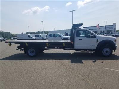 2019 F-550 Regular Cab DRW 4x2, PJ's Platform Body #T198242 - photo 3