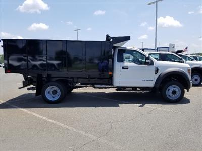 2019 F-450 Regular Cab DRW 4x2,  PJ's Landscape Dump #T198243 - photo 4