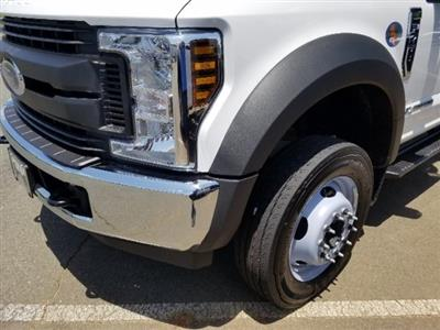 2019 F-450 Regular Cab DRW 4x2,  PJ's Landscape Dump #T198243 - photo 8