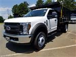 2019 F-450 Regular Cab DRW 4x2,  PJ's Landscape Dump #T198243 - photo 1